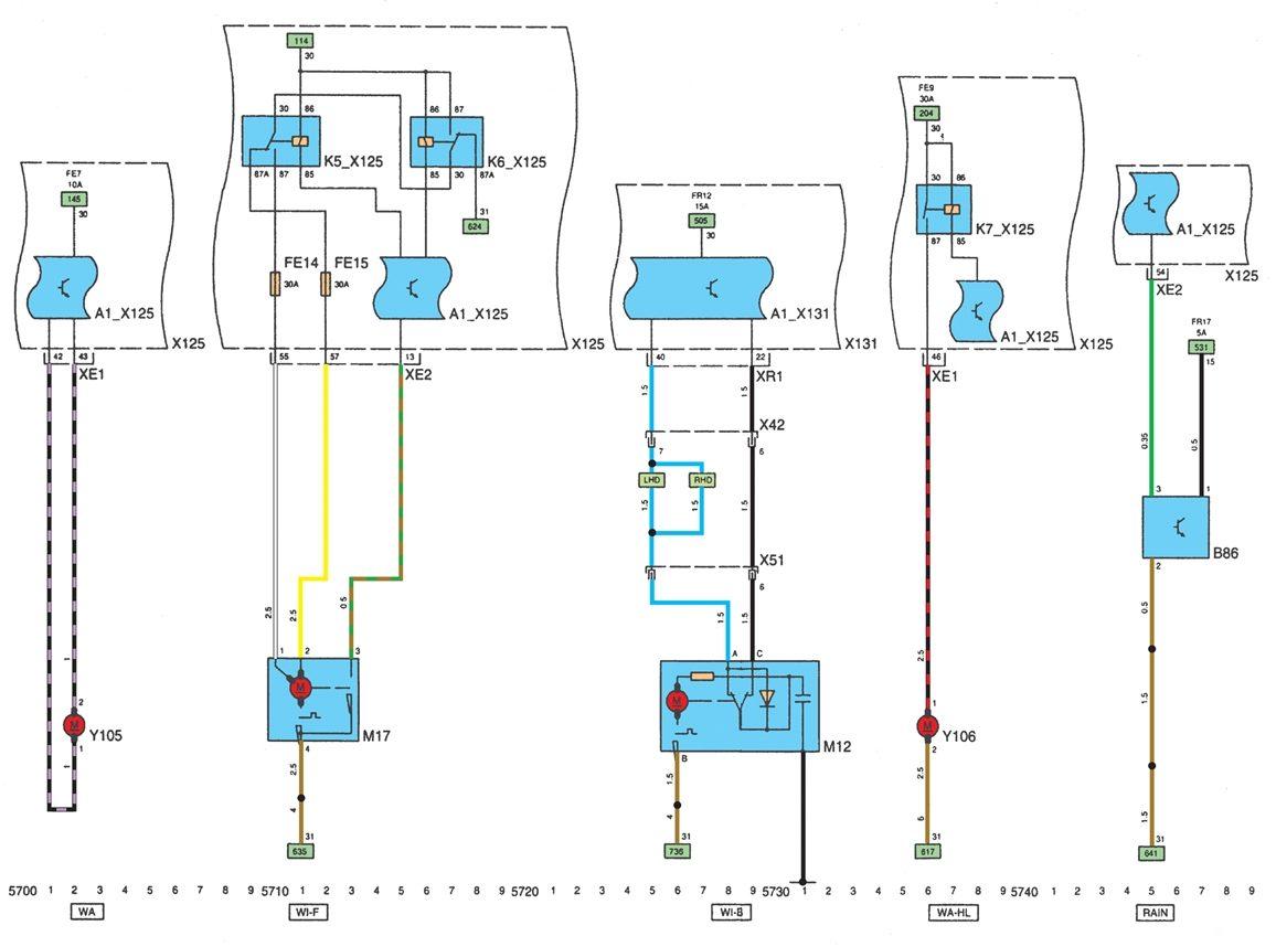 Схема проводов магнитолы опель астра